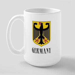 German Coat of Arms Large Mug