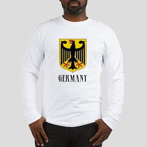 German Coat of Arms Long Sleeve T-Shirt