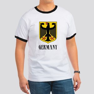 German Coat of Arms Ringer T