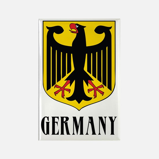 German Coat of Arms Rectangle Magnet