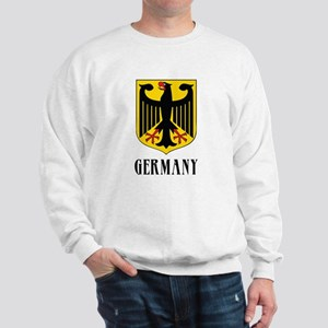 German Coat of Arms Sweatshirt