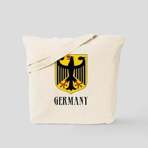 German Coat of Arms Tote Bag