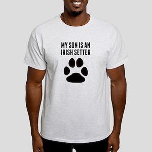 My Son Is An Irish Setter T-Shirt