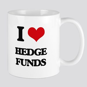 I Love Hedge Funds Mugs