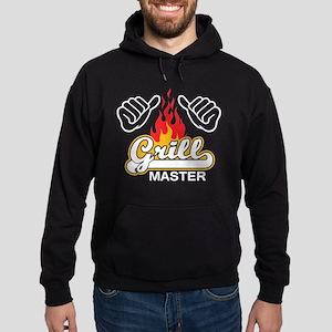Grill Master Hoodie (dark)
