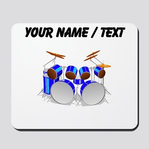 Custom Drum Set Mousepad