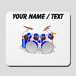 Custom Drum Set Mousepad