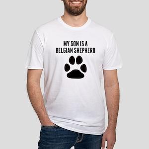 My Son Is A Belgian Shepherd T-Shirt