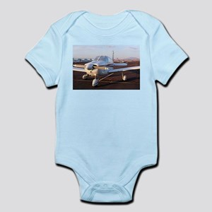 Low wing Aircraft at Page, Arizona, USA Body Suit