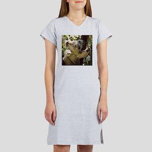Sweet Baby Koala Women's Nightshirt