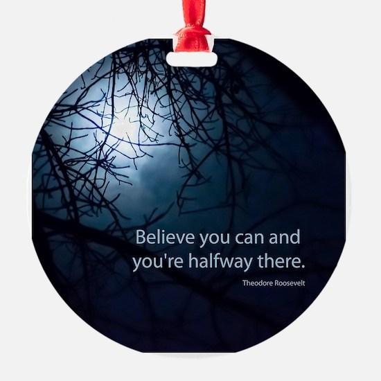 Cute Optimism Ornament