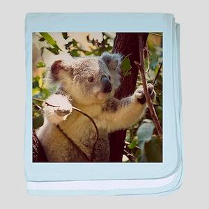 Sweet Baby Koala baby blanket