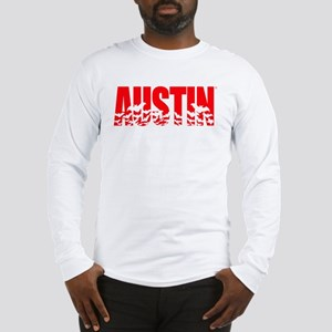 Austin Bats Long Sleeve T-Shirt