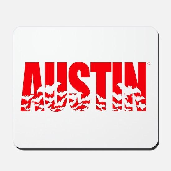 Austin Bats Mousepad