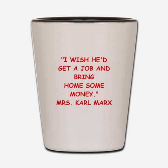communism Shot Glass