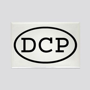DCP Oval Rectangle Magnet