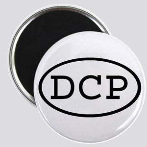 DCP Oval Magnet