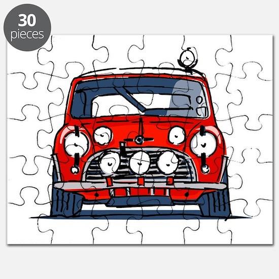 Cute Cooper Puzzle