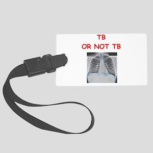 radiology Luggage Tag