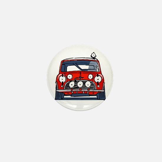 Mini Cooper Mini Button