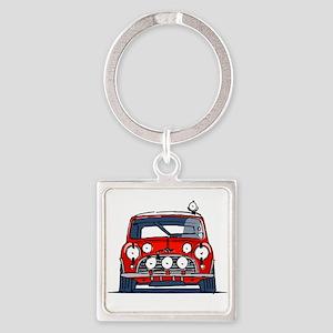 Mini Cooper Keychains