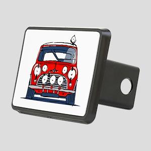Mini Cooper Rectangular Hitch Cover