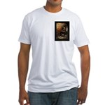 Inferno Official Poster Fitted T-Shirt