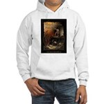 Inferno Official Poster Hooded Sweatshirt