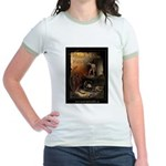 Inferno Official Poster Jr. Ringer T-Shirt