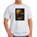Inferno Official Poster Light T-Shirt