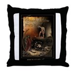 Inferno Official Poster Throw Pillow
