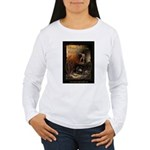 Inferno Official Poster Women's Long Sleeve T-Shir
