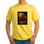Inferno Official Poster Yellow T-Shirt