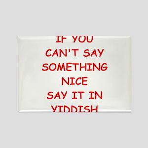 yiddish Magnets