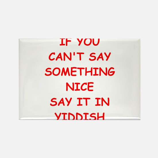 yiddish Magnets