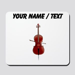 Custom Cello Mousepad