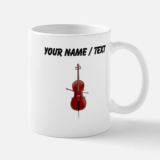 Custom Cello Mugs