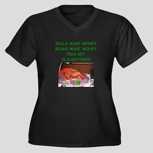 bulls and bears Plus Size T-Shirt