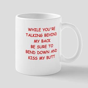 kiss my Mugs