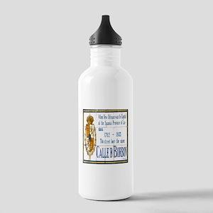 Rue Bourbon Stainless Water Bottle 1.0L