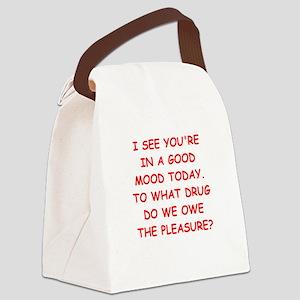 good mood Canvas Lunch Bag