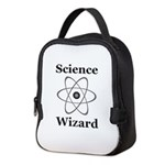 Science Wizard Neoprene Lunch Bag