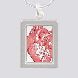 Anatomical Heart - Red Necklaces