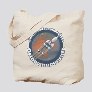 Orion Spacecraft Tote Bag