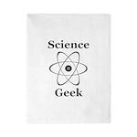 Science Geek Twin Duvet