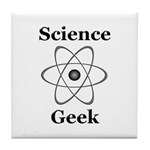 Science Geek Tile Coaster