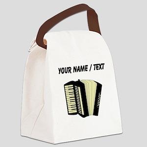 Custom Accordion Canvas Lunch Bag
