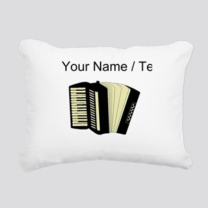 Custom Accordion Rectangular Canvas Pillow
