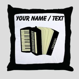 Custom Accordion Throw Pillow