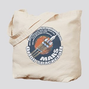Orion Spacecraft 2 Tote Bag